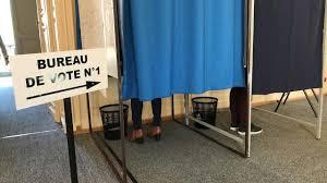 tenir un bureau de vote à on fusionne communes et bureaux de vote