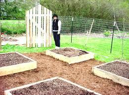 15 best vegetable garden wooden fences designs beautiful