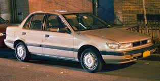 mitsubishi mirage 1993 1991 mitsubishi mirage photos specs news radka car s blog
