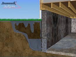 basement wall and basement floor types what type of basement do