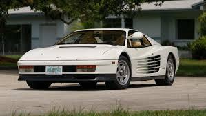 lexus suv used for sale in miami miami vice 1986 testarossa comes to auction bestride