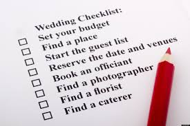planning a wedding planning the wedding wedding planning advice from