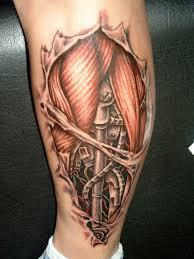 latest biomechanical tattoo idea tattoobite com