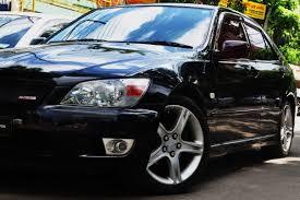 altezza car black 2002 toyota lexus is200 altezza 2004 reg dhaka clickbd