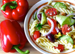 greek pasta salad recipe my greek dish