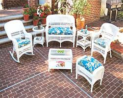 White Wicker Outdoor Patio Furniture Lovely Walmart Outdoor Wicker Furniture And Patio Sets Great