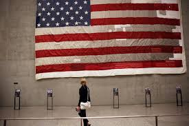 American Flag On Ground 9 11 Museum Unveiling Exhibit To Mark 15th Anniversary Of Attacks