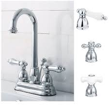 chrome high arc bathroom faucet free shipping today overstock