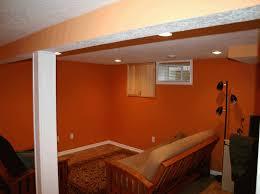 basement paint ideas finest painting concrete basement walls