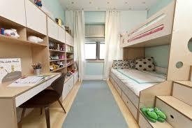 amenager une chambre pour deux enfants 30 idées pour aménager une chambre partagée par plusieurs enfants