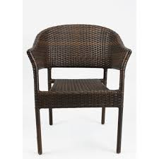 Faux Wicker Outdoor Furniture Chair Outdoor Basket Chair Wicker Outdoor Lounge Patio Furniture