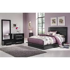 Gray Bedroom Black Furniture Bedroom With Black Furniture Boncville Com