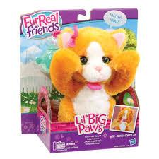 furreal friends lil big paws peek boo daisy toys toyworld