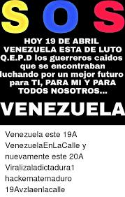 imagenes de venezuela en luto hoy 19 de abril venezuela esta de luto qepd los guerreros caidos que