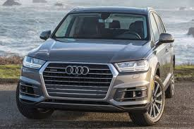 2017 audi q7 warning reviews top 10 problems you must know