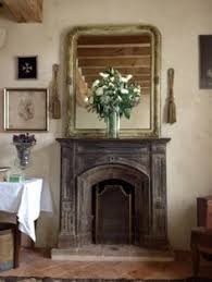 French Country Fireplace - an amazing mantel mantle country charm and mantels