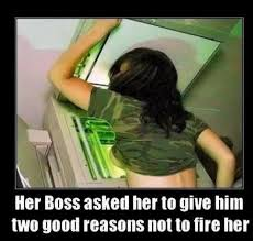Funny Memes For Her - meme her boss asked her