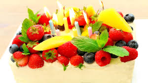 josephine u0027s recipes fresh fruits cream cake