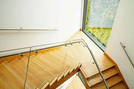 Glass Stair Banister 19 Contemporary Glass Stair Railing Ideas Photos