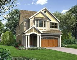lake home plans narrow lot lake home plans for narrow lots front rendering of plan the find