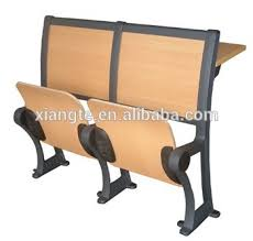 College Desk Chairs Classic And Modern Design Metal Frame Wooden College Or Lecture