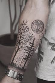 best 25 forest forearm tattoo ideas on pinterest forest tattoo