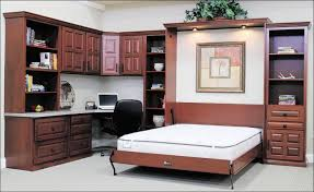 Murphy Bed Office Desk Combo Murphy Bed Office Desk Combo Throughout And Combination With Plan