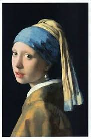 pearl earring painting girl with a pearl earring by j vermeer classic painting