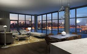 interior design apartment with city view desktop wallpaper jpg