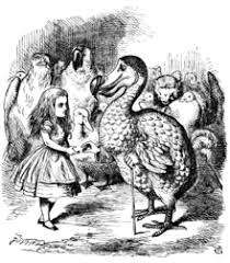dodo alice u0027s adventures wonderland