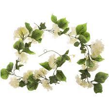 white hydrangea garland hobby lobby 152752