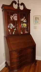 antique drop front desk antique drop front secretary desk with bookcase beautiful antique