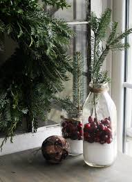 how to make cranberry rustic christmas decor in 5 minutes buy