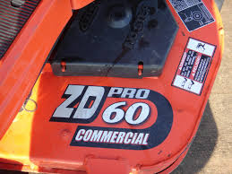 2008 kubota zd326s commercial turf mower for sale in oklahoma city