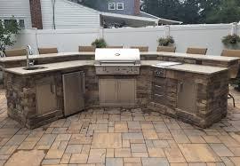 outdoor kitchen contractor home design