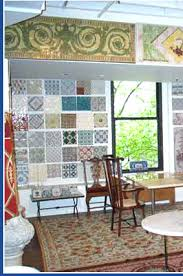 Antique tiles  tile murals  spanish tile  victorian tile