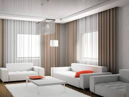 Beige And White Curtains Sheer Curtain Ideas For Living Room Ultimate Home Ideas