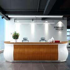 Office Front Desk Furniture Office Front Desk Furniture High Quality Modern Wooden Reception