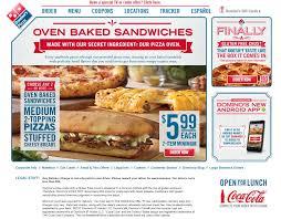 domino s pizza offers half deal cbs detroit