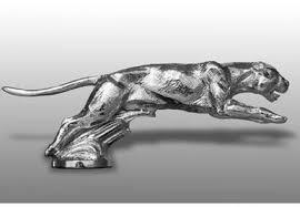 jaguar ornament a l home