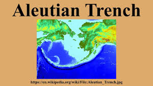 Aleutian Islands Map Aleutian Trench Youtube