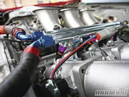 nissan 350z x pipe nissan 350z vq35de engine build modified magazine