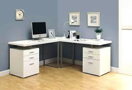 Desk L With Organizer Modern L Desk Modern L Shaped Desk Modern Desk Organizer