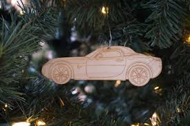 zspec laser engraved ornament for nisan 300zx z32 enthusiasts