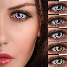prescription colored contact lenses halloween colored contacts colored contacts suppliers and manufacturers at