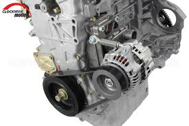 automotive electric water pump k20 k24 electric water pump 50a alternator kit clockwise motion