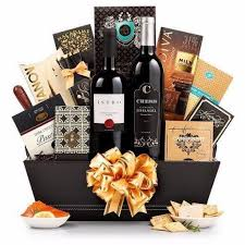 wine baskets the luxury gift basket prime wines gift delivery