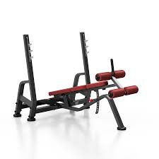 Decline Smith Machine Bench Press Benches Fixed Adjustable Multifunctional With Racks