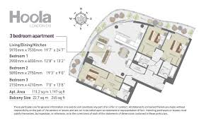 3 bed property for sale in hoola tower 1 tidal basin royal