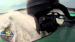 evinrude ficht 225hp and atlas jackplate test run youtube